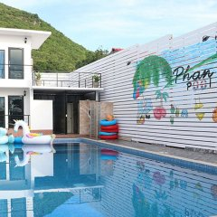 Отель Phan Loft Koh Larn бассейн фото 3