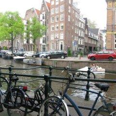Отель Sir Nico Guest House Нидерланды, Амстердам - отзывы, цены и фото номеров - забронировать отель Sir Nico Guest House онлайн балкон