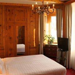 Отель Unique Hotel Eden Superior Швейцария, Санкт-Мориц - отзывы, цены и фото номеров - забронировать отель Unique Hotel Eden Superior онлайн комната для гостей фото 4