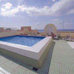 Hotel Central Playa бассейн