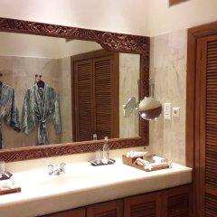 Отель Matahari Beach Resort & Spa ванная фото 2