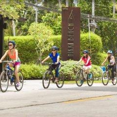 Отель Nikki Beach Resort Таиланд, Самуи - 3 отзыва об отеле, цены и фото номеров - забронировать отель Nikki Beach Resort онлайн спортивное сооружение
