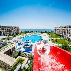 Отель Апарт-Отель Premier Fort Beach Болгария, Свети Влас - отзывы, цены и фото номеров - забронировать отель Апарт-Отель Premier Fort Beach онлайн балкон