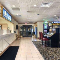 Отель Days Inn Las Vegas at Wild Wild West Gambling Hall развлечения