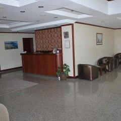 Yavuz Hotel интерьер отеля