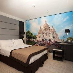 Отель Eden Opera Париж комната для гостей фото 5