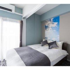 Residence Hotel Hakata 13 Тэндзин комната для гостей