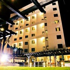 Отель Bristol Hotel Иордания, Амман - 1 отзыв об отеле, цены и фото номеров - забронировать отель Bristol Hotel онлайн вид на фасад