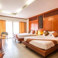 Отель Lanta Casuarina Beach Resort комната для гостей фото 5