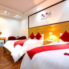 Hanoi Amanda Hotel комната для гостей фото 3
