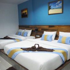 Отель Hatzanda Lanta Resort Ланта комната для гостей