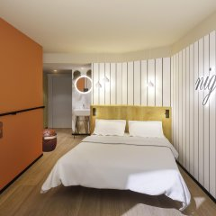 Отель Ibis Styles Paris 16 Boulogne Франция, Париж - отзывы, цены и фото номеров - забронировать отель Ibis Styles Paris 16 Boulogne онлайн комната для гостей фото 5