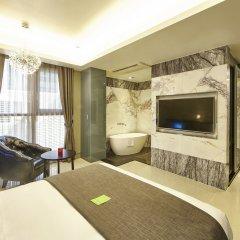 Отель Soulhada Южная Корея, Сеул - отзывы, цены и фото номеров - забронировать отель Soulhada онлайн интерьер отеля фото 2