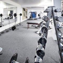 Отель First Hotel Aalborg Дания, Алборг - отзывы, цены и фото номеров - забронировать отель First Hotel Aalborg онлайн фитнесс-зал