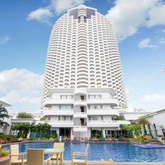 Отель D Varee Jomtien Beach Таиланд, Паттайя - 5 отзывов об отеле, цены и фото номеров - забронировать отель D Varee Jomtien Beach онлайн бассейн