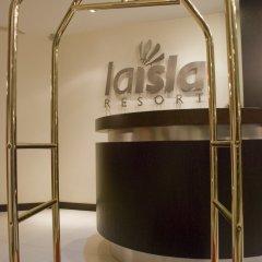 Отель La Isla Resort Понтеканьяно интерьер отеля