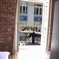 Отель Karakoy Aparts балкон