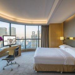 Отель Ascott Raffles City Beijing Китай, Пекин - отзывы, цены и фото номеров - забронировать отель Ascott Raffles City Beijing онлайн комната для гостей фото 4
