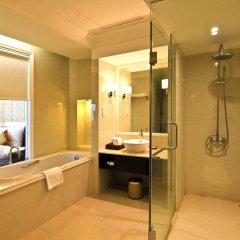 Отель La Sapinette Hotel Вьетнам, Далат - отзывы, цены и фото номеров - забронировать отель La Sapinette Hotel онлайн ванная фото 2