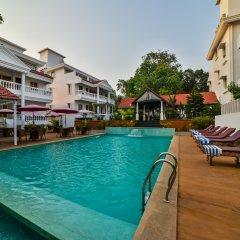 Отель Capital O 33435 Arbor Casa Ahaana Гоа бассейн