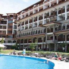 Отель OLYMP Apartcomplex бассейн фото 2
