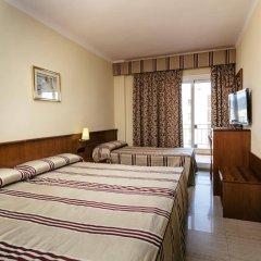 Отель Montecarlo Испания, Курорт Росес - 1 отзыв об отеле, цены и фото номеров - забронировать отель Montecarlo онлайн комната для гостей фото 2