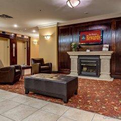 Отель Best Western Plus Suites Downtown Канада, Калгари - отзывы, цены и фото номеров - забронировать отель Best Western Plus Suites Downtown онлайн интерьер отеля