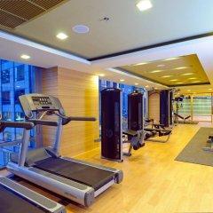 Отель Sivatel Bangkok Бангкок фитнесс-зал
