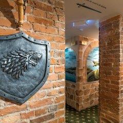 Гостиница Winterfell Chistye Prudy Москва интерьер отеля