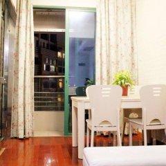 Апартаменты Shenzhen Haicheng Apartment питание