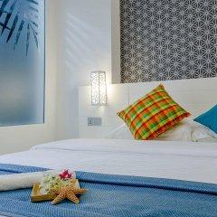 Отель Velana Beach в номере