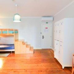 Lisboa Central Hostel удобства в номере фото 2