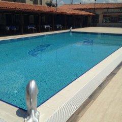 Caravan Camping Турция, Дикили - отзывы, цены и фото номеров - забронировать отель Caravan Camping онлайн бассейн фото 2