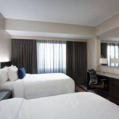 Отель Courtyard New York JFK Airport США, Нью-Йорк - отзывы, цены и фото номеров - забронировать отель Courtyard New York JFK Airport онлайн комната для гостей