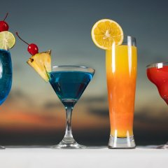 Costa De Oro Beach Hotel гостиничный бар