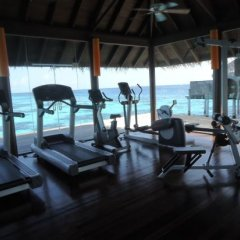 Отель Coco Bodu Hithi фитнесс-зал фото 2