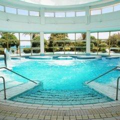 Отель Hasdrubal Thalassa And Spa Сусс бассейн фото 2