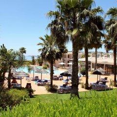 Отель Clube Porto Mos Португалия, Лагуш - отзывы, цены и фото номеров - забронировать отель Clube Porto Mos онлайн пляж