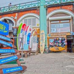 Отель Brighton Getaways - Artist Studio Великобритания, Брайтон - отзывы, цены и фото номеров - забронировать отель Brighton Getaways - Artist Studio онлайн вид на фасад