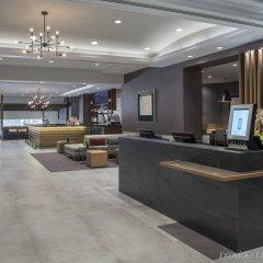 Отель Toronto Marriott Bloor Yorkville Hotel Канада, Торонто - отзывы, цены и фото номеров - забронировать отель Toronto Marriott Bloor Yorkville Hotel онлайн интерьер отеля