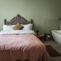 Отель The Emerald Чехия, Прага - отзывы, цены и фото номеров - забронировать отель The Emerald онлайн комната для гостей фото 3