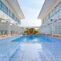 Отель Villa Pool Lay Resort Pattaya бассейн