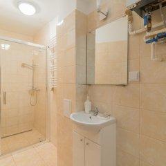 Отель Apartament Stockholm Познань ванная фото 2