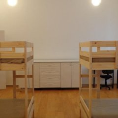 San Francisco Hostel Москва комната для гостей фото 2