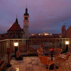 Отель EA Hotel Royal Esprit Чехия, Прага - 12 отзывов об отеле, цены и фото номеров - забронировать отель EA Hotel Royal Esprit онлайн балкон