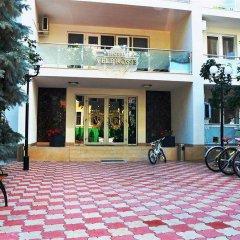Гостиница Vele Rosse Одесса парковка