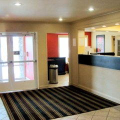Отель Extended Stay America - Meadowlands - East Rutherford интерьер отеля