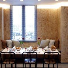 Отель Hôtel Gaston питание фото 4