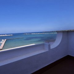 Отель Palm Beach Hotel Италия, Чинизи - 1 отзыв об отеле, цены и фото номеров - забронировать отель Palm Beach Hotel онлайн балкон