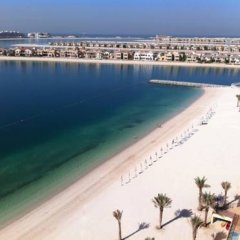 Отель Oceana The Palm Jumeirah пляж